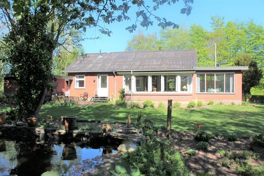 Villa på Vestre Kirkevej i Rødding - Ejendommen