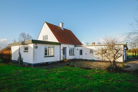 Villa på Vester Lindetvej i Gram - Ejendommen