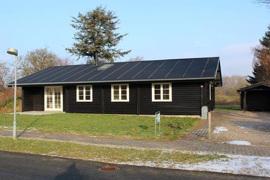 Villa på Mølleparken i Rødding - Ejendommen