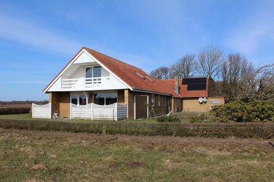 Villa på Langforte i Rødding - Andet