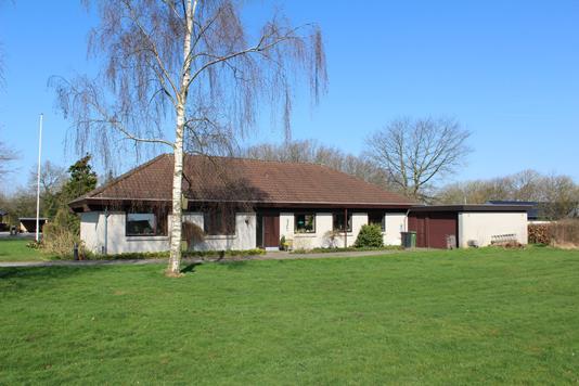 Villa på Skovbrynet i Rødding - Ejendommen