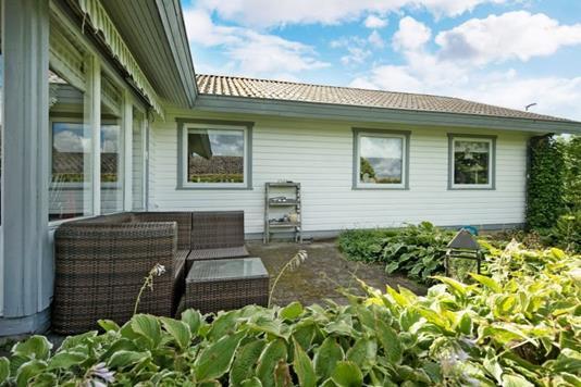 Villa på Ørstedvej i Rødding - Ejendommen