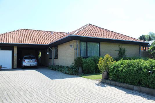 Villa på Rødding Søndervang i Rødding - Ejendommen