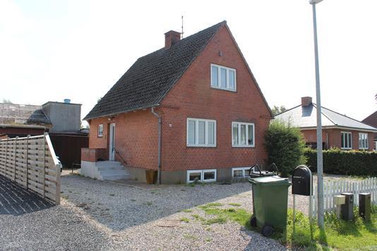 Villa på Jels Vamdrupvej i Rødding - Ejendommen