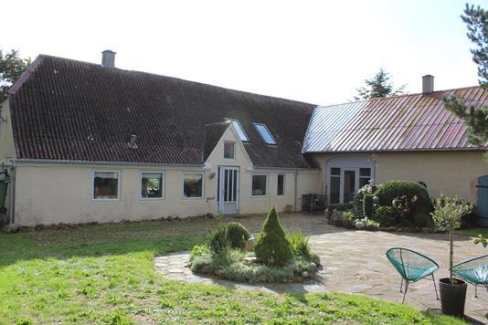 Villa på Årupvej i Rødding - Ejendommen