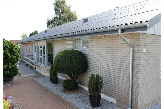 Villa på Jels Søndergade i Rødding - Ejendommen