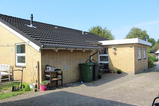 Villa på Klovtoftvej i Rødding - Ejendommen