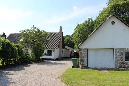 Villa på Terpvej i Rødding - Ejendommen