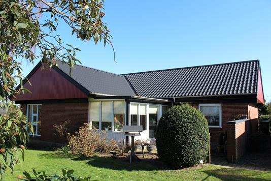 Villa på Galgetoften i Rødding - Ejendommen