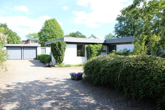 Villa på Troldhøj i Gram - Ejendommen