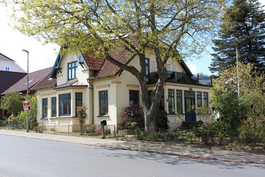 Villa på Sønderalle i Rødding - Ejendommen