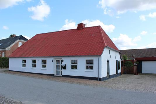 Villa på Mejerivej i Rødding - Ejendommen