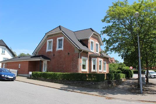 Villa på Torvegade i Gram - Ejendommen