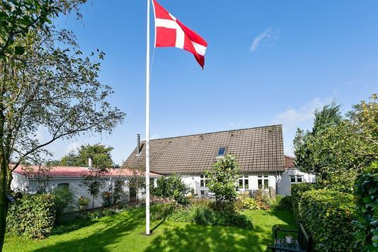 Villa på Ribevej i Vojens - Ejendommen