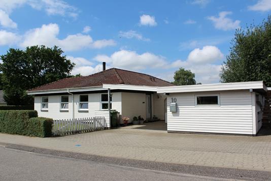Villa på Rødding Tværvej i Rødding - Ejendommen