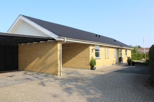 Villa på Skipperkobbel i Gram - Ejendommen