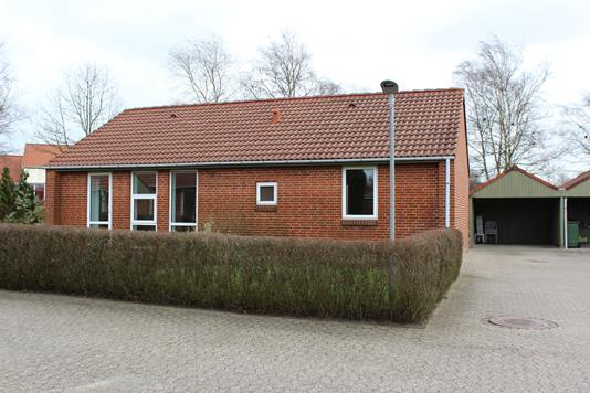 Andelsbolig på Bakkegårdsparken i Rødding - Ejendommen