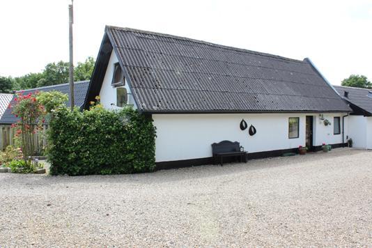 Villa på Gammelengvej i Rødding - Ejendommen