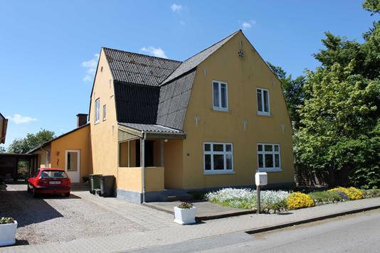 Villa på Grønvang i Gram - Ejendommen