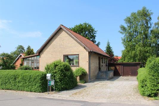 Villa på Tøxensvej i Rødding - Ejendommen