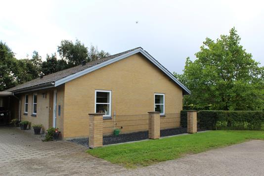 Villa på Rosenvænget i Rødding - Andet
