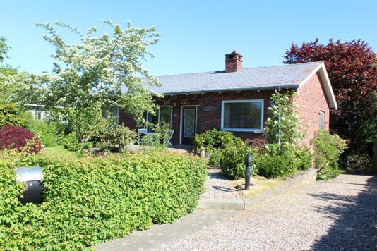 Villa på Skyttevej i Gram - Ejendommen