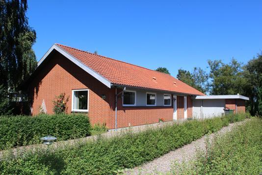 Villa på Skovvej i Rødding - Ejendommen