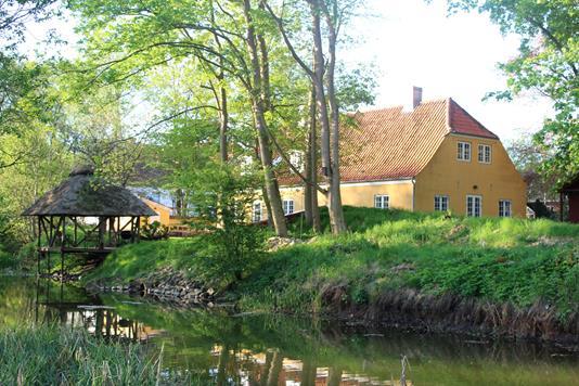 Villa på Slotsvej i Gram - Ejendommen
