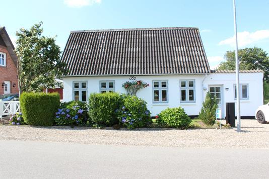 Villa på Gl Hygumvej i Rødding - Ejendommen