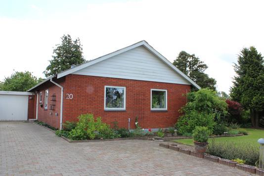 Villa på Nyvej i Gram - Ejendommen