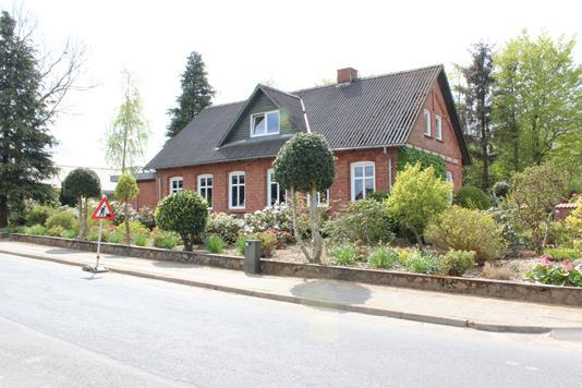 Villa på Præstegårdsalle i Rødding - Ejendommen