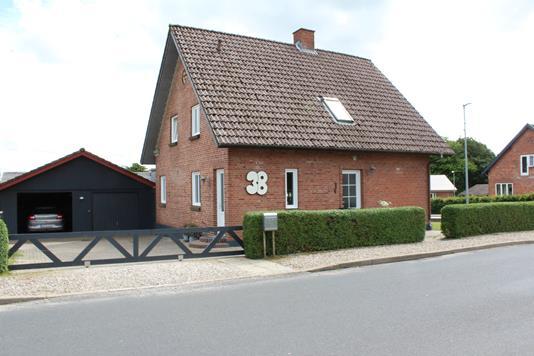Villa på Kongevej i Rødding - Ejendommen