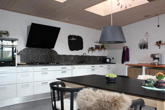 Villa på Kongevej i Rødding - Køkken