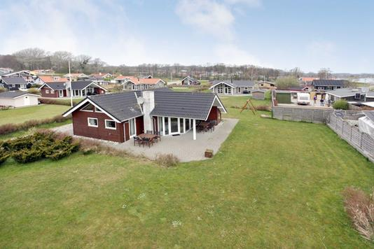 Fritidsbolig på Anemonevej i Sjølund - Mastefoto