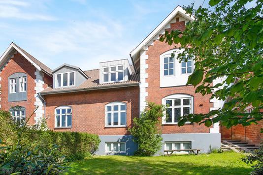 Villa på Ålykkegade i Kolding - Ejendommen