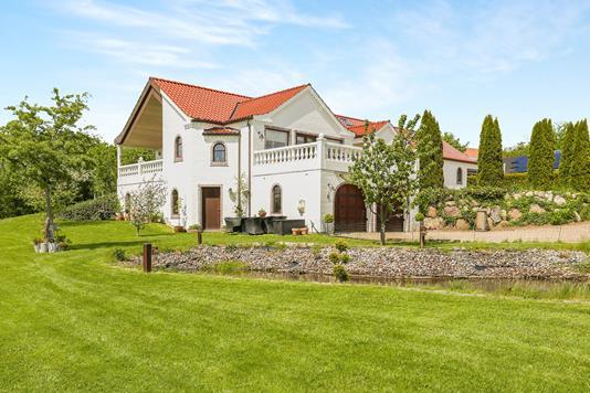 Villa på Alexandersvej i Lunderskov - Ejendommen