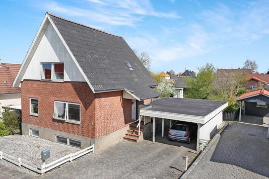 Villa på A.L. Johansens Vej i Kolding - Ejendommen
