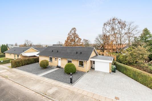 Villa på Baldersvej i Lunderskov - Mastefoto