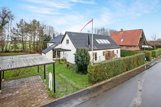 Villa på Bjert Strandvej i Bjert - Ejendom 1