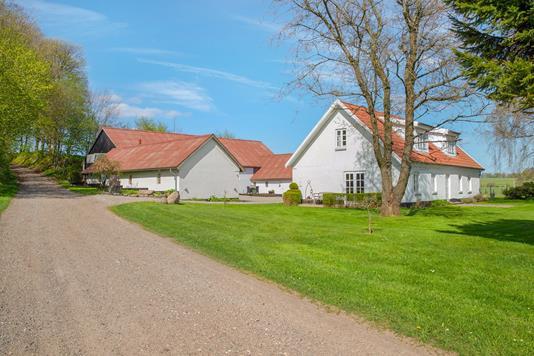 Villa på Busholmvej i Kolding - Ejendommen