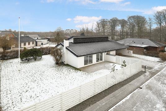 Villa på Elsdyrvej i Kolding - Ejendommen
