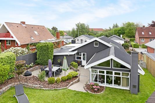 Villa på Eliassensvej i Kolding - Ejendommen
