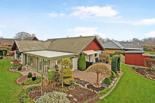 Villa på Engparken i Vamdrup - Ejendommen