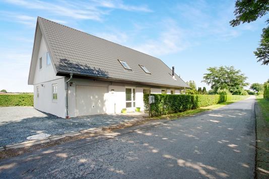 Villa på Gåskær Tværvej i Vamdrup - Ejendommen
