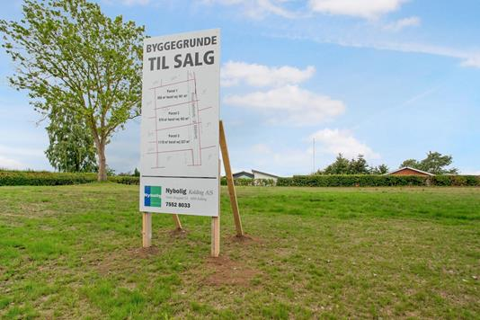 Helårsgrund på Gl. Møllevej i Lunderskov - Grund