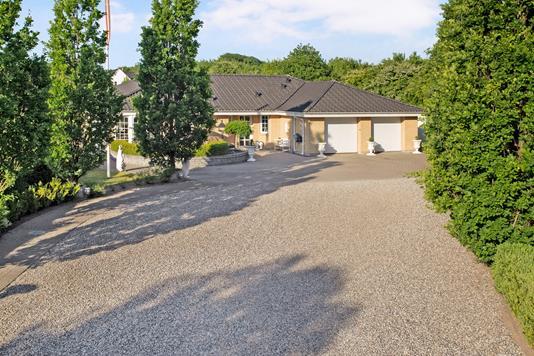 Villa på Gormsvej i Lunderskov - Ejendommen