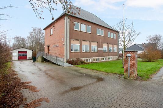 Villa på Haderslevvej i Christiansfeld - Ejendommen