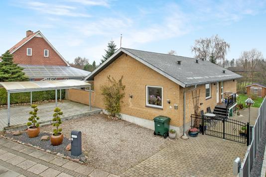 Villa på Herredsvej i Vamdrup - Ejendommen