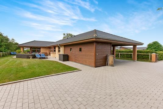Villa på Højbjergvej i Kolding - Ejendommen