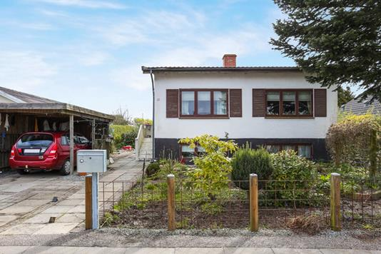 Villa på Henrik Rantzaus Vej i Kolding - Ejendommen